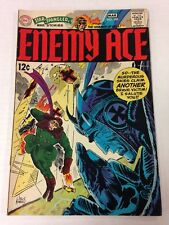 Star Spangled War Stories #143 March 1969 Enemy Ace