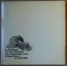 Libro Book - FOS - Formaggi Ovini Sardi - Assessorato Agricoltura - Sardegna '80