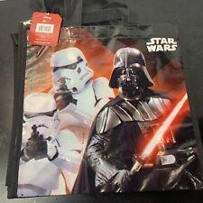 Star Wars STORMTROOPER Darth Vadar Disney TOTE BAG NEW 118976