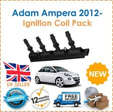 For Vauxhall Opel Adam Ampera 1.2 1.4 2012- Ignition Coil Pack 55 573 735 New