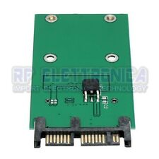 Mini PCIe PCI-e mSATA 3x5cm SSD To 1.8 Inch Micro SATA Adapter Converter Card
