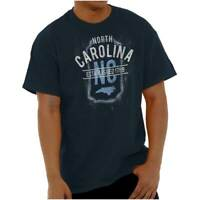 Vintage North Carolina Sports University NC Adult Short Sleeve Crewneck Tee
