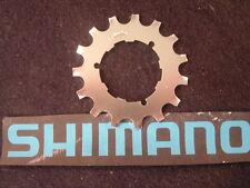 Shimano Dura Ace / 600 15T Cog UniGlide Cassette Chrome NEW / NOS- Fits All UG