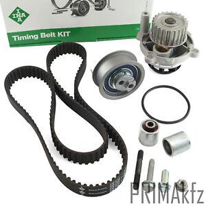 Ina Timing Belt Kit + Wapu Audi A4 A6 Seat Skoda VW Golf V VI 2.0 FSI