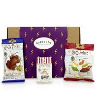 Harry POTTER CARAMELLE & Cioccolato Americano casella di selezione-RANA, lumache & Fagioli
