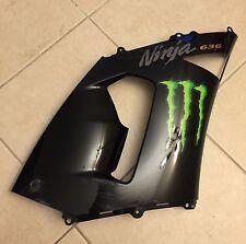 Kawasaki Ninja ZX6R 636 Right Mid Fairing 2005 2006 ZX-6R 05 06 OEM
