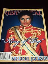 MICHAEL JACKSON HISTORICAL COLLECTORS ED KING OF POP - Brand New