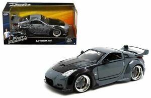 1:24 D.K.'s Nissan 350Z -- Fast & Furious JADA