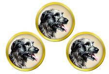 Irish Wolfhound Golf Ball Markers