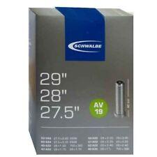 SCHWALBE AV19 Schrader Camera d' ARIA - 29x1.75-2.4 - 27.5x2 - 700x38