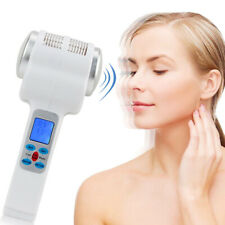 Hot Cold Hammer Face Massager Facial Beauty Machine Skin Tightening Anti-Wrinkle