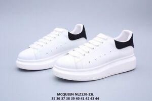 Alexander McQueen men's styles black tail shoes