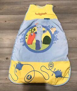 Iggle Piggle In The Night Garden Sleeping  Bag 1 Tog Gro