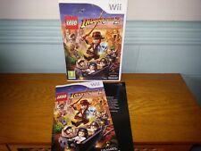 Lego Indiana Jones 2: das Abenteuer geht weiter (Nintendo Wii, 2009) Spiel
