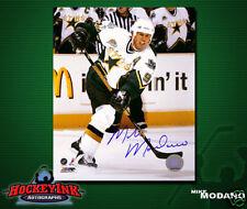 MIKE MODANO Signed Dallas Stars 8 X 10 -70035