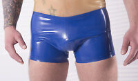 SPORT SHORTS, Rubber, Light weight 0.4mm latex, choice of plain colours