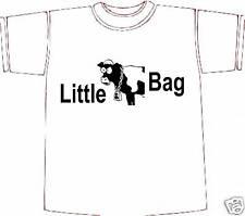 Little Cow Bag T-shirt  / Animals / Naughty Girl / Nursery / Funny / Size XXL