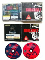 USED PS1 PS PlayStation 1 Bio-Hazard 2
