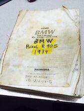 BMW R90S  MANUAL