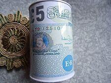 Tin Coin Bank.England design