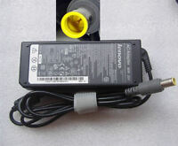 Genuine AC Adapter Charger IBM Lenovo Thinkpad Laptops 90W 20V 42T4424 42T4428