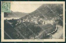 Brescia Valle Sabbia Anfo cartolina QK6970