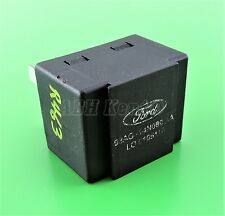463-Ford (1998-2006) 10-Pin Black ECU Control Double Relay 98AG-14N089-AA
