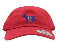 b2e21d7cd7e New England Patriots Script Custom Dad Hat Cap Brady New - Navy Blue ...