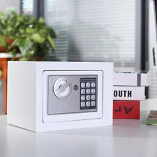 Security Steel Plate Safe box Digital Hotel Home Electronic Safety Box with Keys