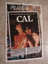 Cal movie poster - Helen Mirren, John Lynch