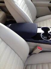 Chevy Impala 2013 Neoprene Center Armrest Console Lid Cover D3 - BLACK