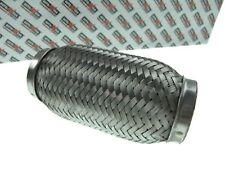 Flexrohr Auspuff Auspuffrohr flexibles Rohr  Ø 51 mm x 150 mm  V2A Qualitaet