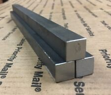 """Free Postage Meehanite Bar 40mm Cast Iron Square Bar 1/""""-12/"""" Lengths"""