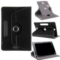 Tablet Case 360° Rotating Ultra Slim PU Leather Stand Case Flip Cover for iPad