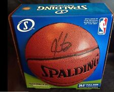 KEVIN DURANT Signed Autograph I/O Basketball w/ Proof