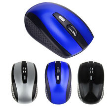 Portable 1600DPI 2.4G Wireless Optical Mouse Mice For Computer PC Laptop Gamer