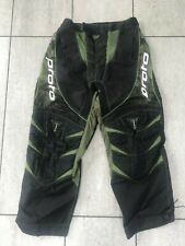 Proto Paintball Pants / Trousers / Bottoms Mens Size Small Black / Green