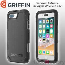 Griffin Survivor Extreme for iPhone 8 Plus Series - Black/tint