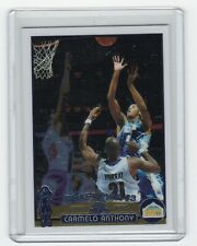 2003-04 Topps Chrome #113 Carmelo Anthony RC Rookie Denver Nuggets