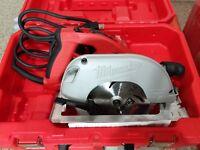 "Milwaukee 6390-20 7-1/4"" Tilt-Lok Adjustable Handle Circular Saw"