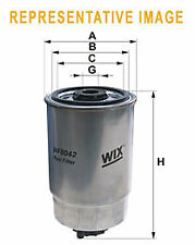 Wix WF8042 Car Fuel Petrol Filter Metal type pipe/thread Replaces- WK736