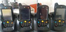 LOT OF 4x Motorola MC65 MC659B 1D/2D WM6.5 GSM CDMA Barcode Scanner with Cradle!