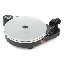 Pro-Ject RPM 5 Carbon Plattenspieler (Schwarz) incl. Ortofon Quintet Red