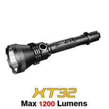 Klarus XT32 Cree XP-LHI V3 LED 1200 Lumens Tactical Searchlight Flashlight Torch