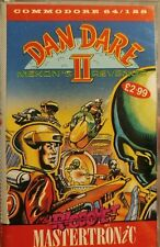 Dan Dare II (Mastertronic) C64 Kassette (Tape, Box, Manual) 100% ok Classic-Game