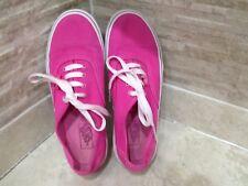 Girl's Vans pink size UK 2