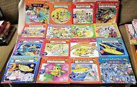 Lot of 25 MAGIC SCHOOL BUS Science Picture Books SCHOLASTIC Homeschool Teacher
