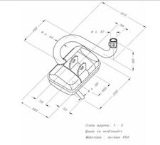 Marmitta Sito 231 Vespa PX 125 PX 150 Exhaust System