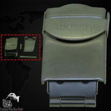 SWATCH Stainless Steel Butterfly Deployment Watch Band Lock Buckle Clasp Parts
