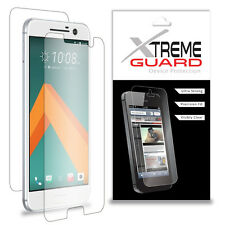 XtremeGuard FULL BODY (Front+Back) Screen Protector Cover For HTC 10